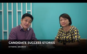 Candidate Success Stories