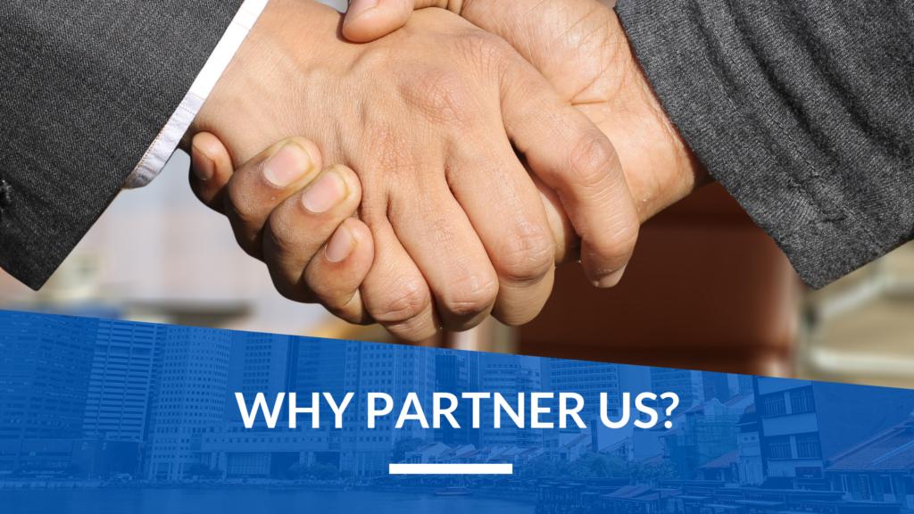 Why partner with Citadel search?