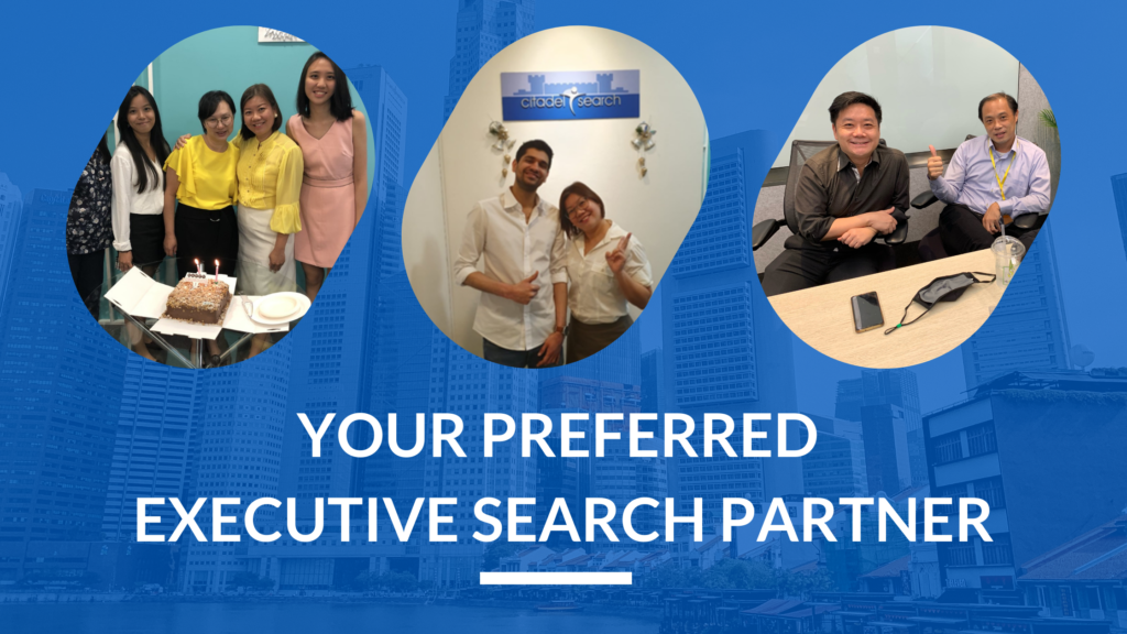Citadel Search is your preferred executive search partner